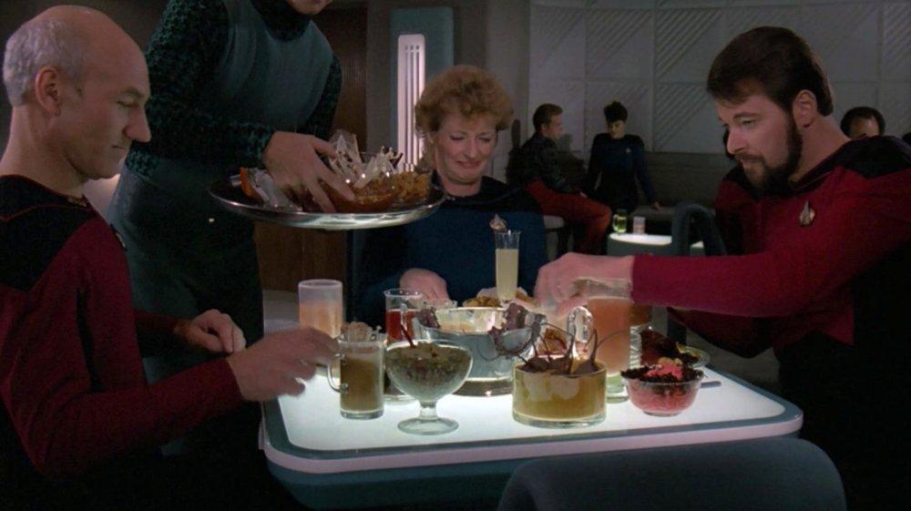 Star Trek Klingon food