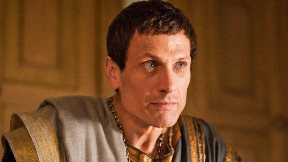 Simon Merrells as Crassus in Spartacus