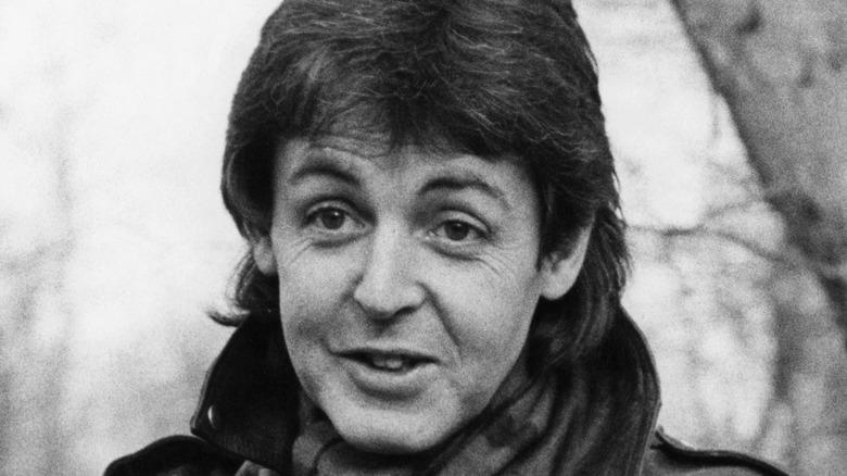 Paul McCartney in 1980