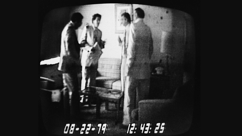 Surveillance video from Abscam scandal