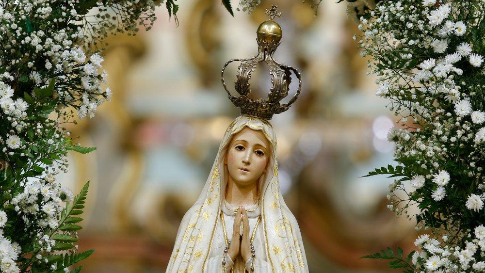 mary at fatima