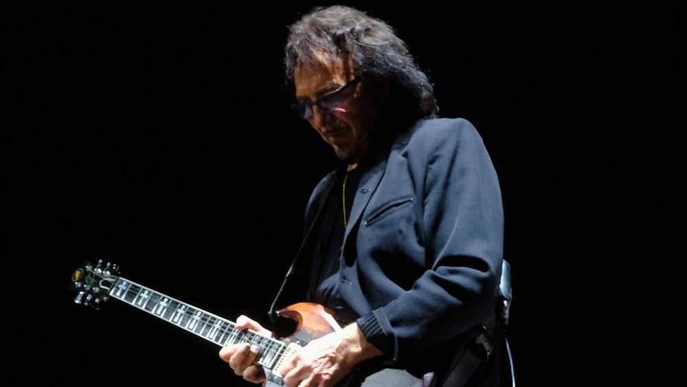 Tony Iommi, 2016