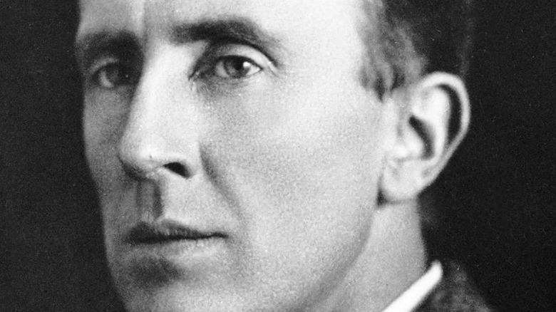 Portrait of JRR Tolkien