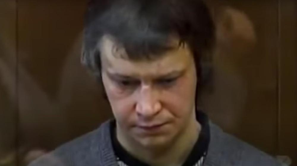Alexander Pichushkin in court