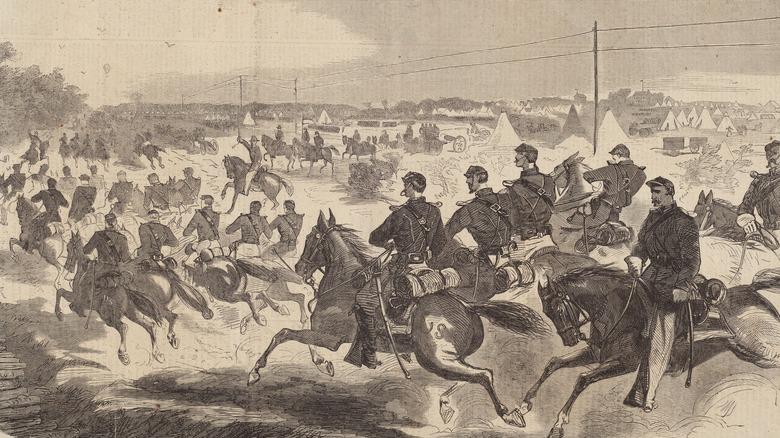 Battle of Yorktown 1862