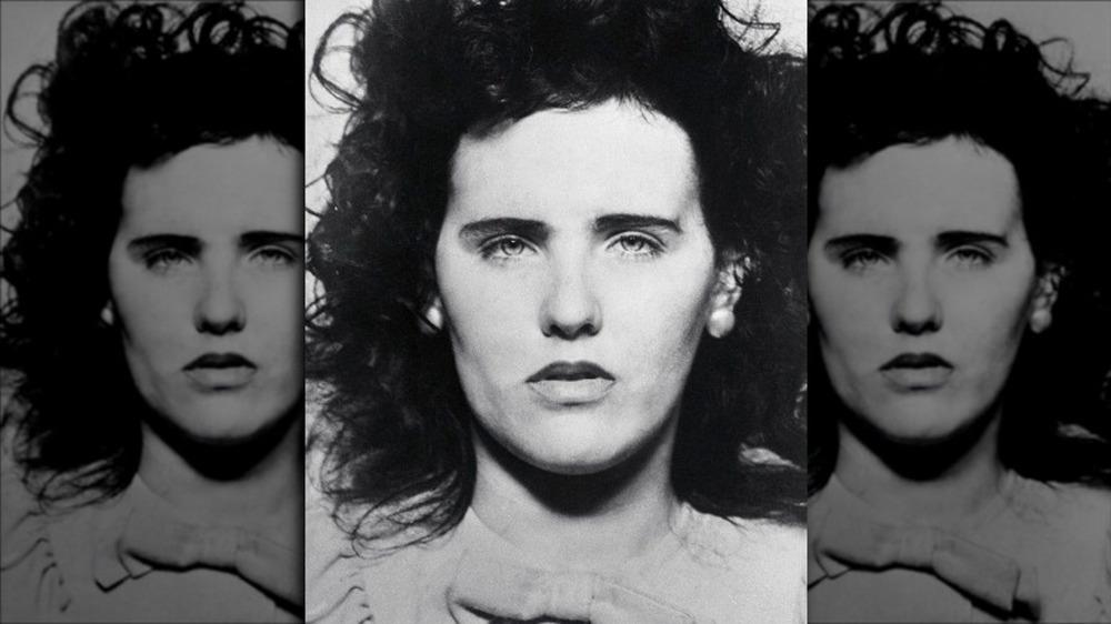Elizabeth Short, aka The Black Dahlia