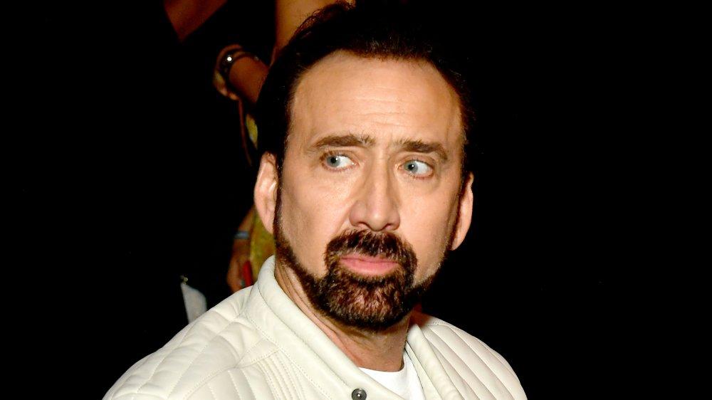 Nicolas Cage, 2020
