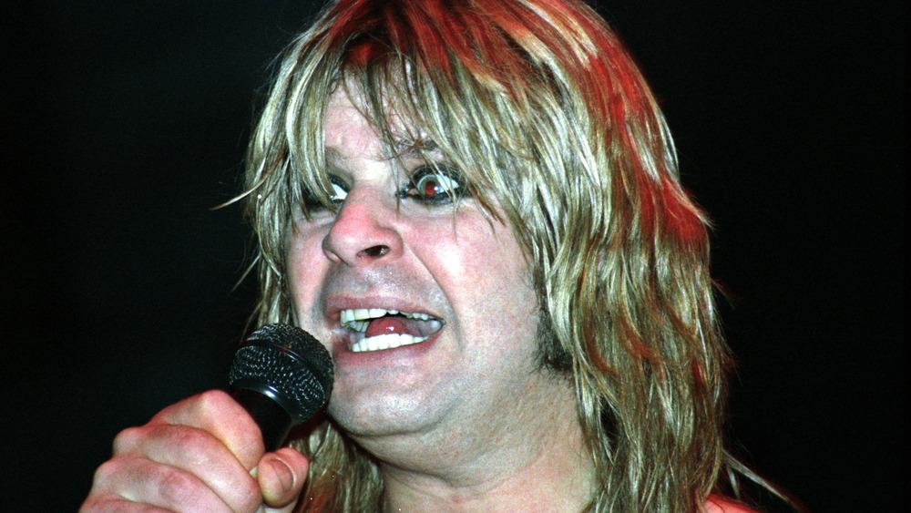 Ozzy Osbourne 1982