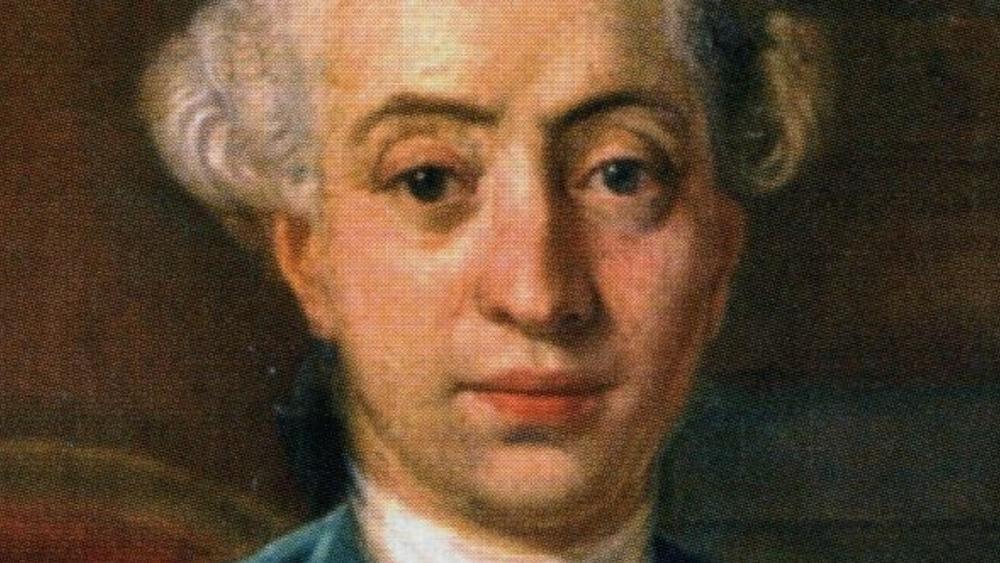 Giacomo Casanova painting