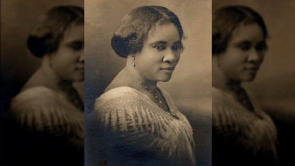 Portrait of Madam C.J. Walker