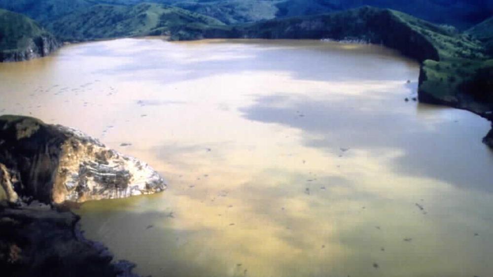 Lake Nyos 1986 lake explosion