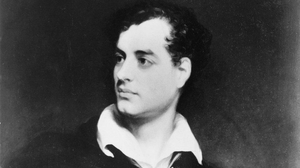 Lord Byron portrait