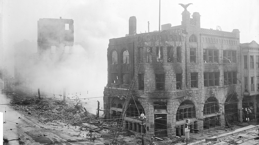 Los Angeles Times bombing