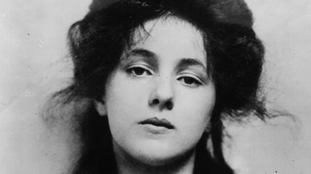 Evelyn Nesbit in 1908