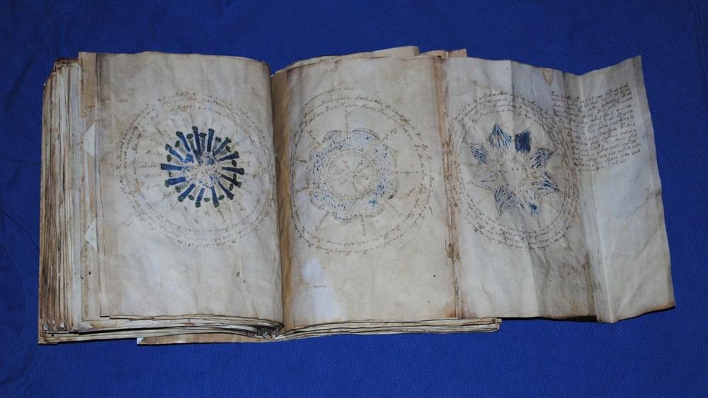 Voynich Manuscript copy