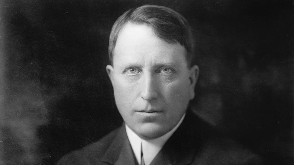 Cropped photo of William Randolph Hearst c. 1905-45