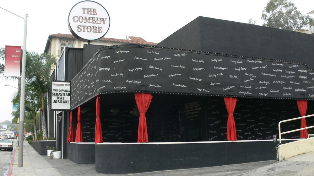 The Comedy Store in West Hollywood
