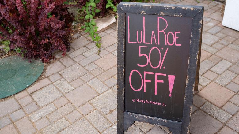 lularoe sign