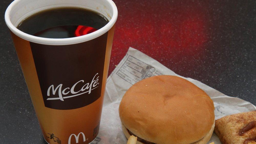 mcdonald's hot coffee