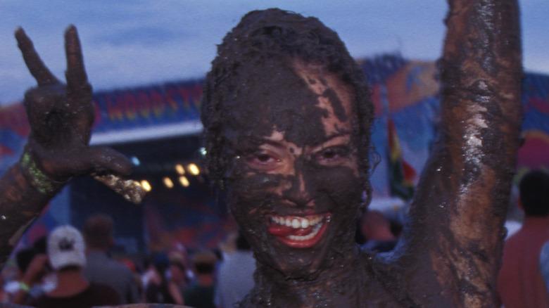 Woodstock 99 participant