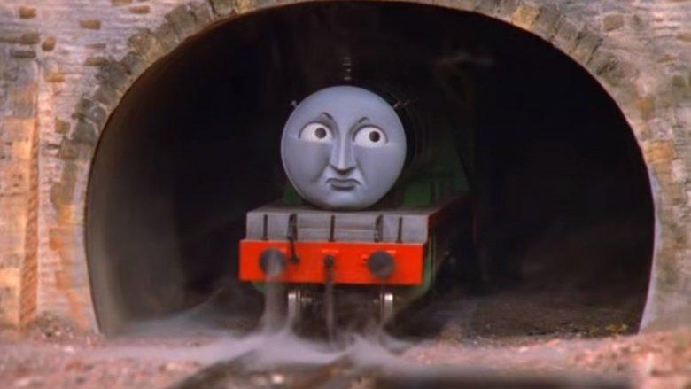 Henry on thomas tank engine