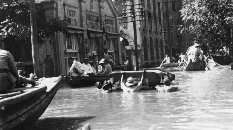 Central China flood 1931
