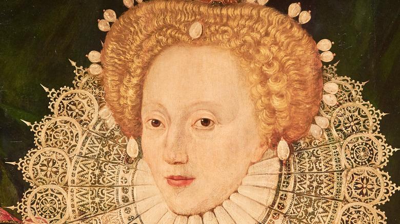 Armada portrait of Elizabeth I