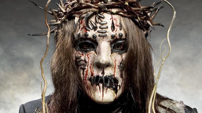 Slipknot band member Joey Jordison