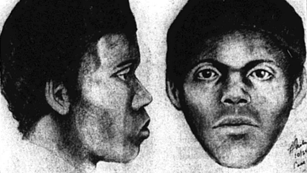 Forensic sketch of The Doodler