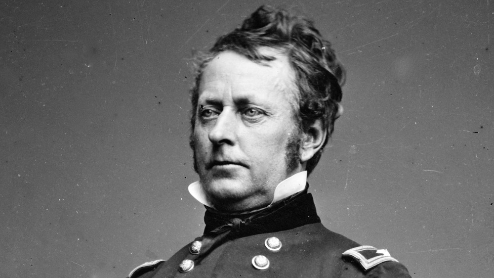 General Joseph 'Fighting Joe' Hooker