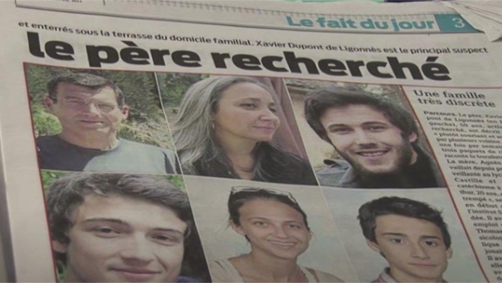 News coverage of the Ligoness murder