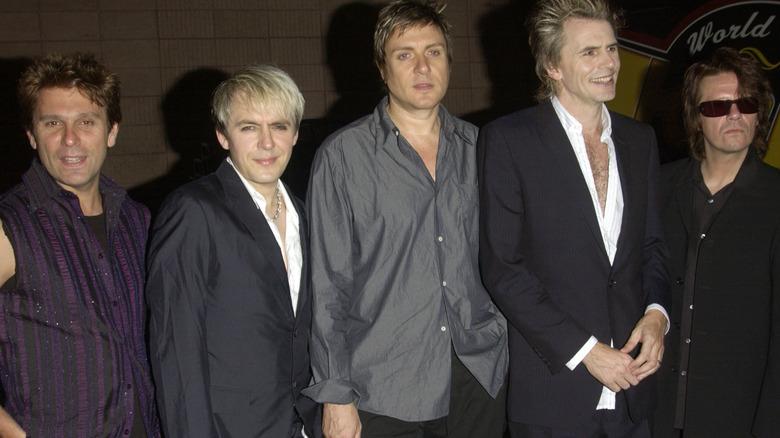 Group photo of Duran Duran
