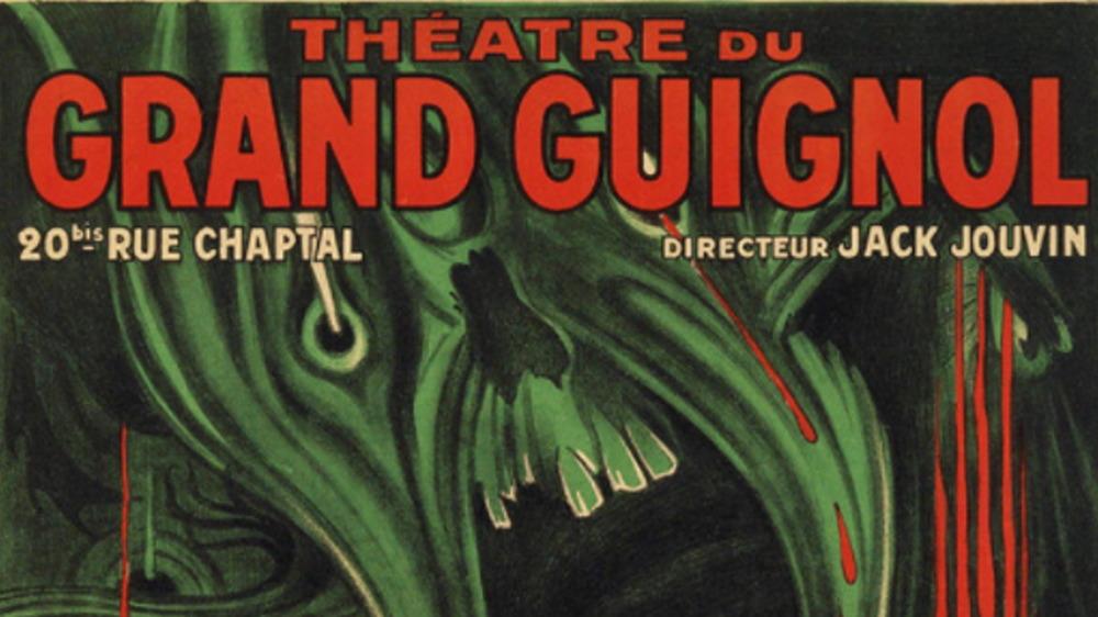 Grand Guignol poster
