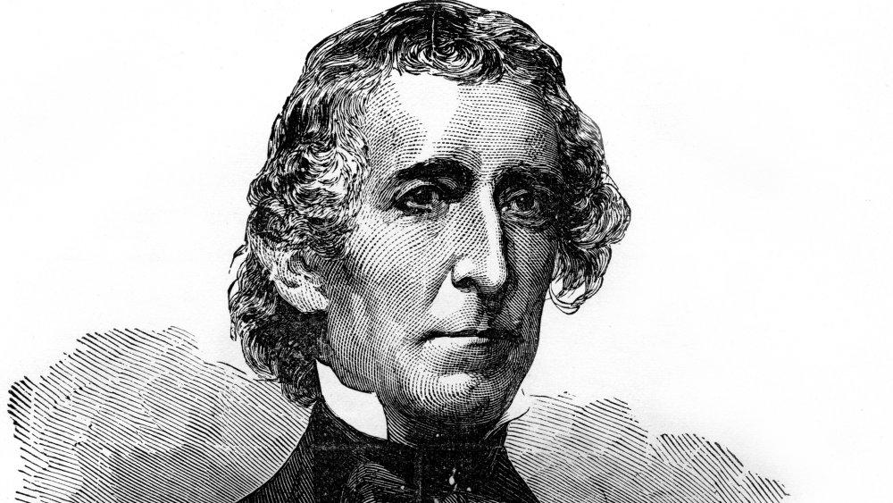 President John Tyler, grandson
