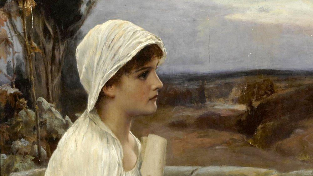 Hypatia, Alfred Seifert, 1901