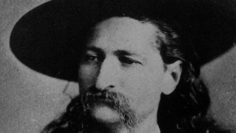 Gunslinger Wild Bill Hickok