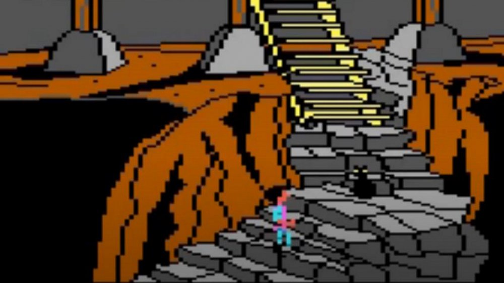 Death screen in King's Quest