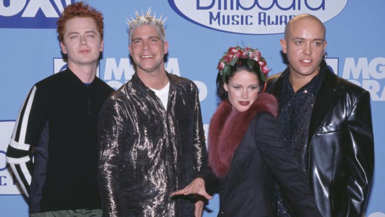 Aqua at Billboard Music Awards