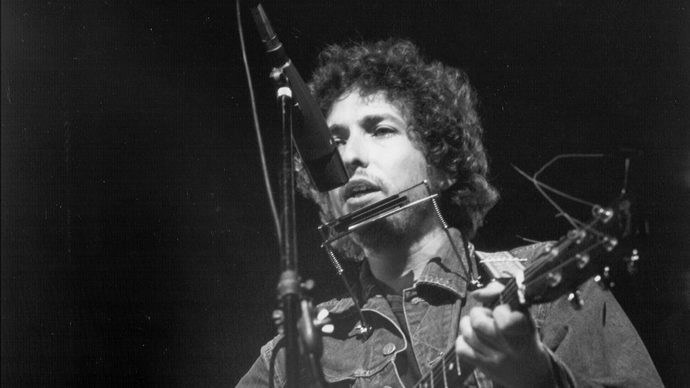 Bob Dylan, 1976