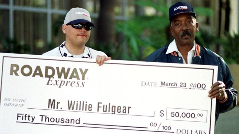 Willie Fulgear, Oscar heist