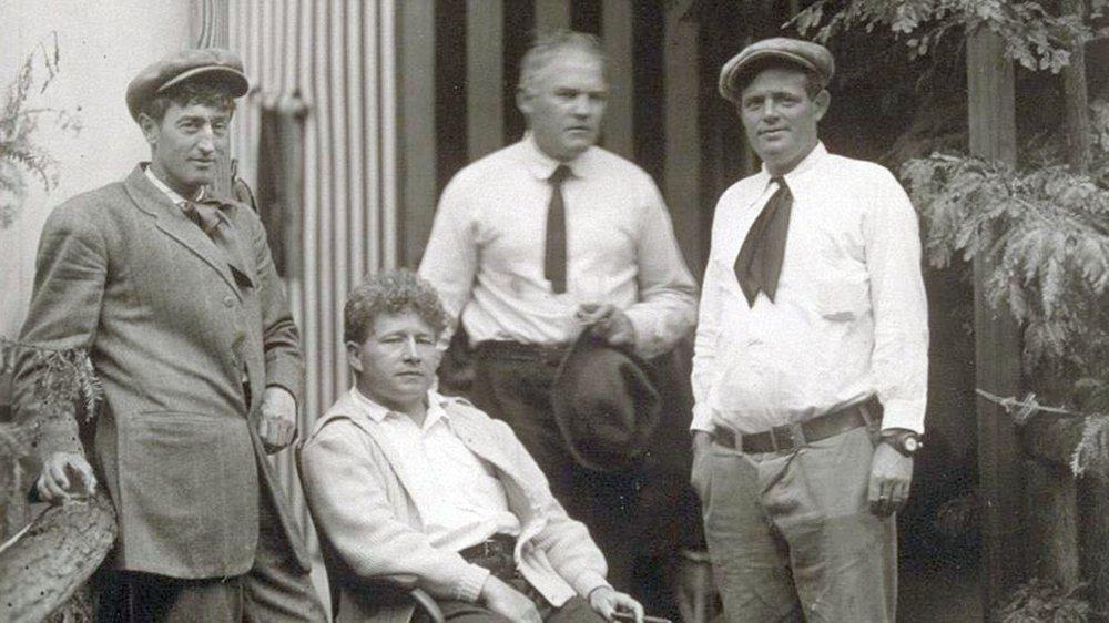Bohemian Grove members