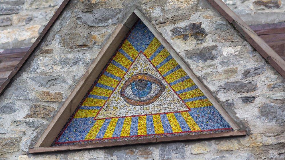 illuminati eye deal