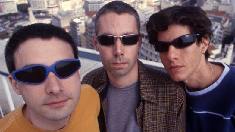 Beastie Boys in 1998