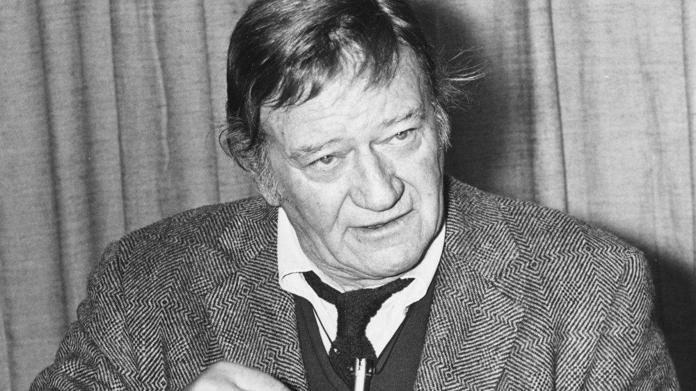 John Wayne three years post-Playboy