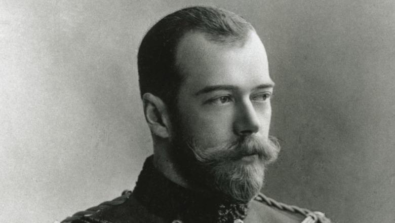 Czar Nicolas II in 1900