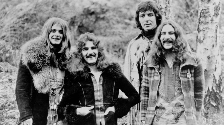 Black Sabbath band photo