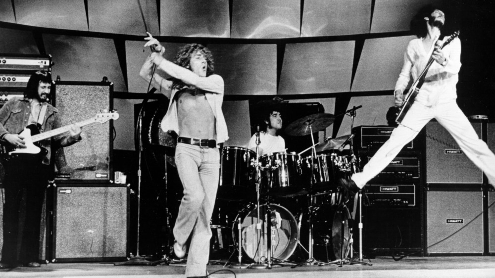The Who's classic lineup