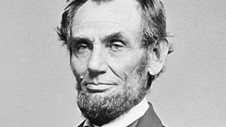 Artist's rendition of the assassination of President Abraham Lincoln