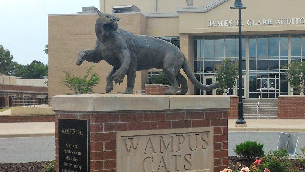 Wampus Cat in Conway, Arkansas