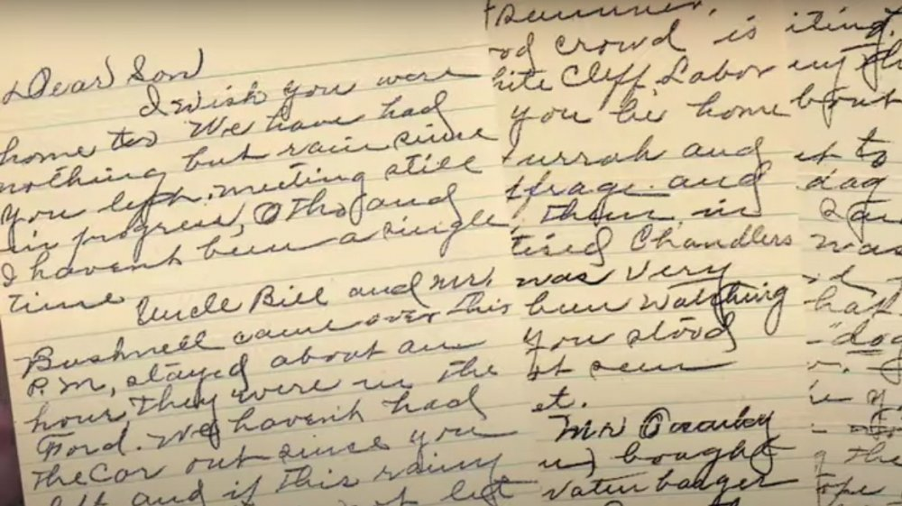 Febb's letter